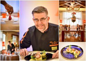 Henri Gagneux Restaurant La Palette